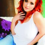 Bursa escort girl named Tatyana is a slender beauty with bright red hair, she lies on the couch so that you could enjoy her magnificent breasts, which are the main decoration of her body, Tatyana is discovered & looking in the camera