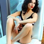 Russia outcall escort Kira looks stunning in the underwear of bodily color